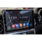 จอใหญ่ที่สุดและดีที่สุดขนาด 10.2นิ้วรุ่น top เล่น DVD HD ระบบ Android Touch Built-in Mirror Link GPS สามารถติดตั้งบนรถเกือบทุกยี่ห้อ