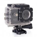กล้องติดรถยนต์ Action Camera Full HD 12 MP Wifi
