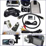 กล้องติดรถยนต์ Full HD CAR DVR F900LHD