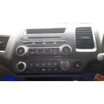 วิทยุ HONDA CIVIC FD สภาพสวย ใช้งานได้ทุกปุ่ม เล่น cd mp3 ได้ปกติ ราคาเพียง 2900 บาทเท่านั้น