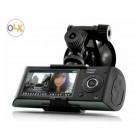กล้องติดรถยนต์ Hd Dvr R300 เมนูไทย (ส่งลงทะเบียนฟรีทั่วไทย)