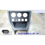 คอนโซนหน้าเต็มไฟเบอร์ซีวิค3D 4D รับหล่อไฟเบอร์ต่างๆ ปรึกษาได้