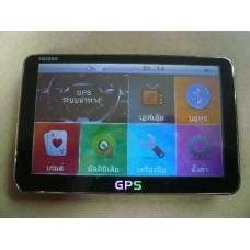 GPS 5นิ้ว HD580 รุ่นใหม่ต้องจอ HD 800x480 พิกเซล(รุ่นเก่าตกรุ่นแล้วความละเอียดภาพแค่480x172เท่านั้น)ใหม่สุดด้วยCortex-A9 จับสัญญาณดาวเทียมไว