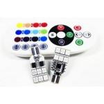 HD-0006 ไฟหรี่-รีโมท 16 สี